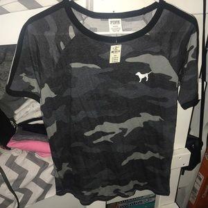 Camo PINK t shirt